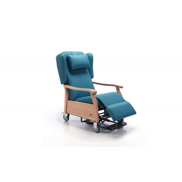 RELAX Transfer fauteuil 2-in-1 - manuele verstelling - Valencia