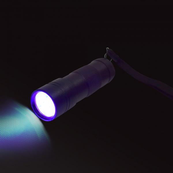 UV zaklamp LED