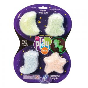 Playfoam glow in the dark