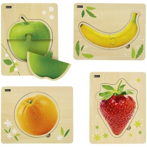 Puzzelset fruit
