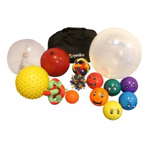 Speelballen set