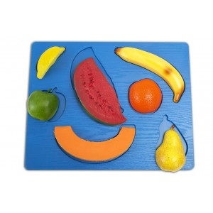 Tastpuzzel - fruit