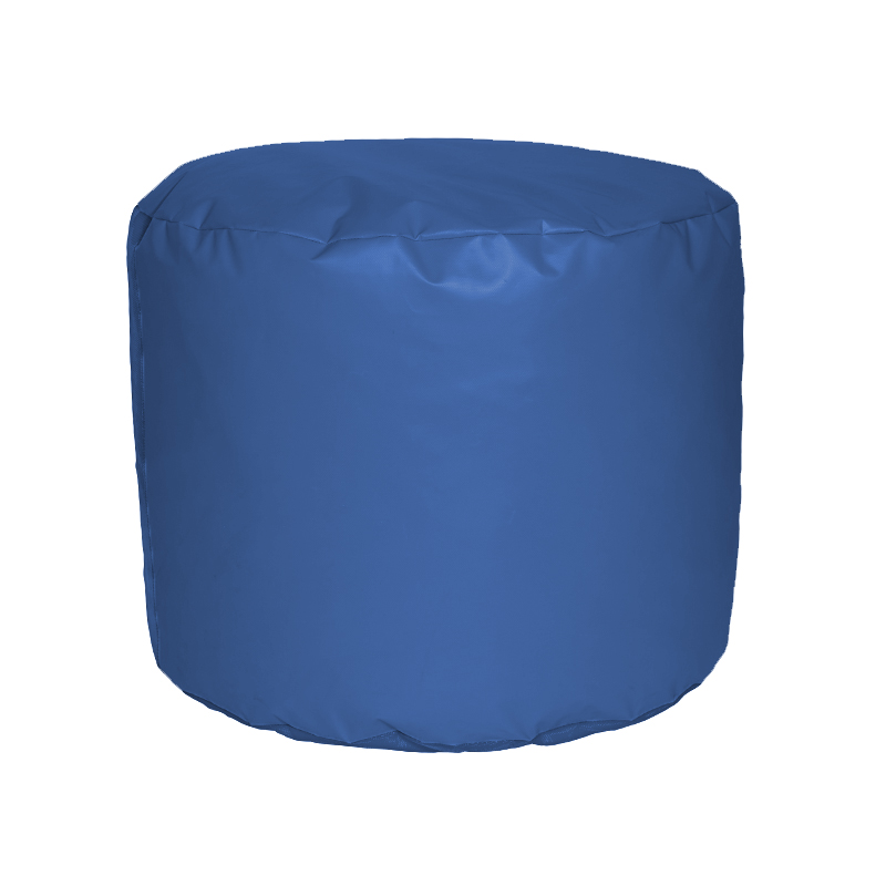 Bolletjes Voor Zitzak.Zitzak Blauw 60 Cm Kopen Nenko